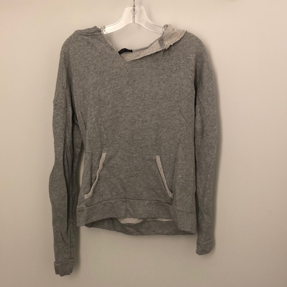 Beyond Yoga Tops - Beyond Yoga grey hoodie sz XS 71669